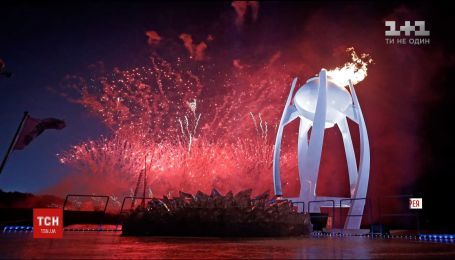 У Південній Кореї офіційно стартували Олімпійські ігри 2018 року