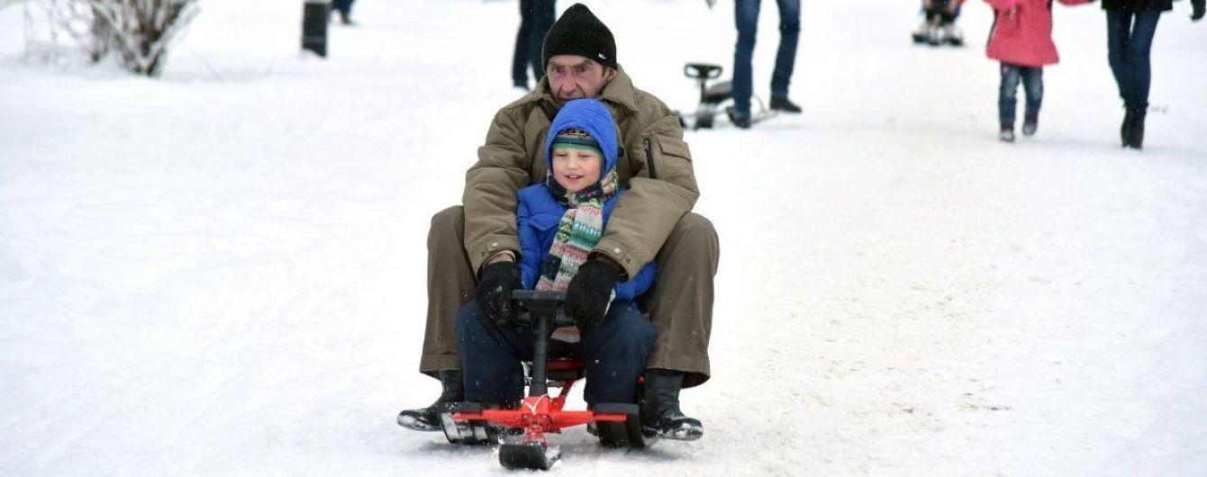 Синоптики обіцяють ще щонайменше півтора тижня снігу з дощами. Прогноз на 10-19 лютого