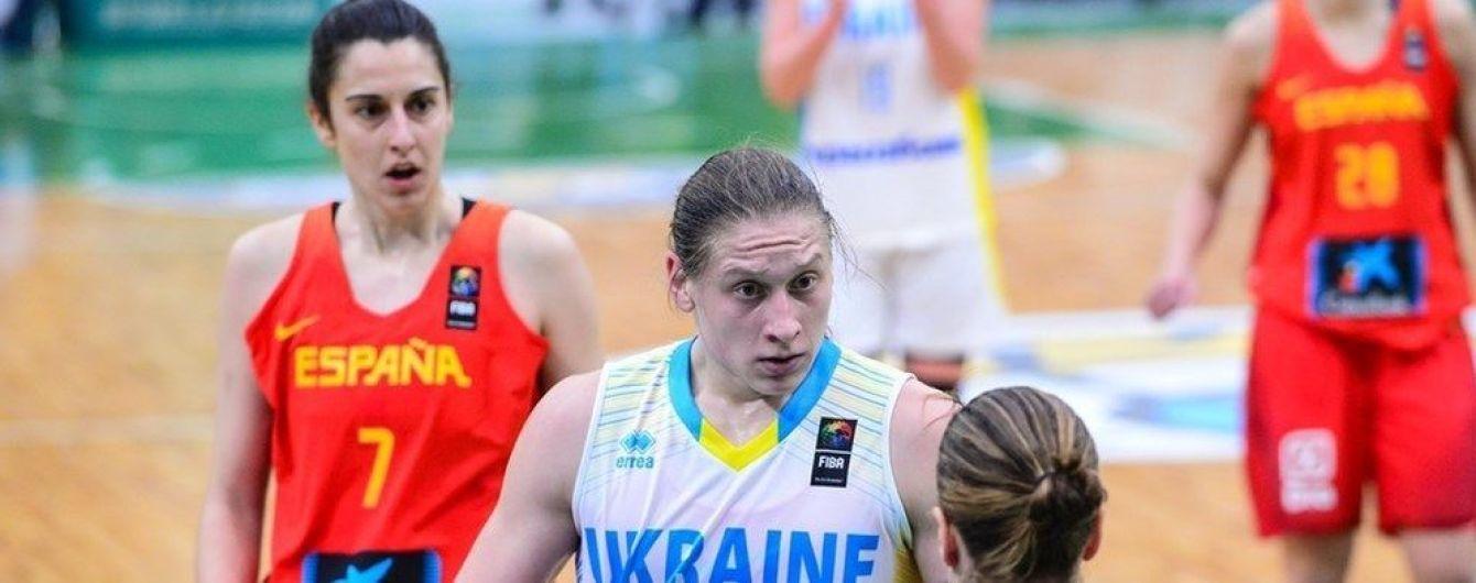 Евробаскет-2019. Украина в историческом матче с боем уступила Испании