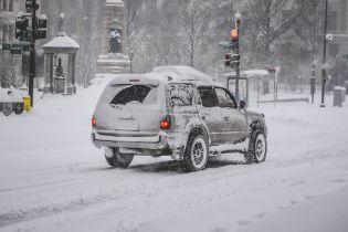 В Украину пришел циклон: синоптики прогнозируют снегопады, метели и гололедицу