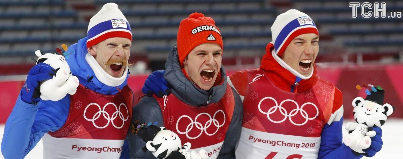 Олімпійські ігри 2018. Хто виграв медалі першого змагального дня