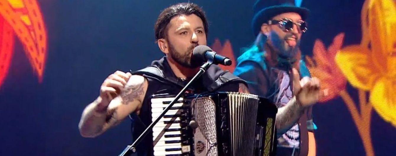 """Во время нацотбора на """"Евровидение-2018"""" Джамала призналась, что была влюблена в солиста KOZAK SYSTEM"""