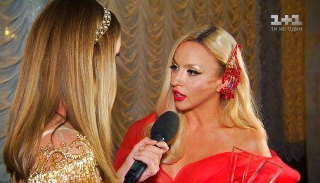 """""""Найкрасивіша"""" Оля Полякова прокоментувала свою перемогу на церемонії """"Viva! Найкрасивіші"""""""
