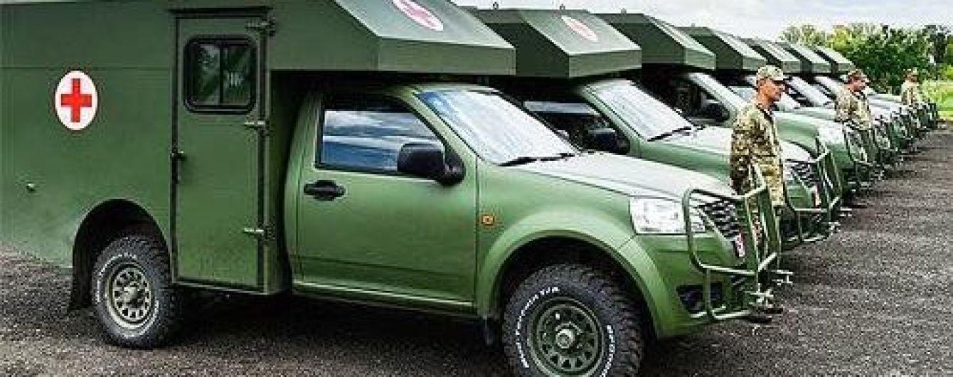 Прокуратура открыла дело относительно обстрела санитарного автомобиля ВСУ
