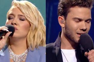 """""""Євробачення-2018"""": якими були виступи трьох перших фіналістів нацвідбору"""