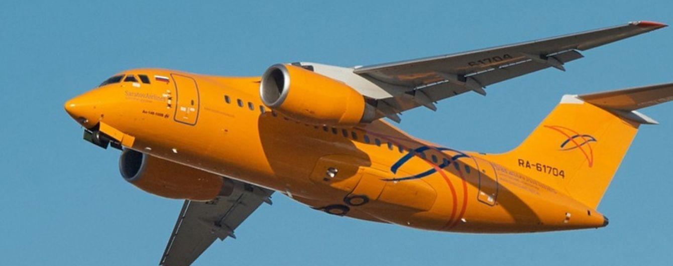 Под Москвой разбился самолет с 65 пассажирами на борту