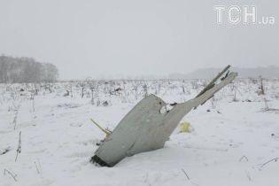 СМИ обнародовали последний разговор экипажа перед авиакатастрофой самолета под Москвой