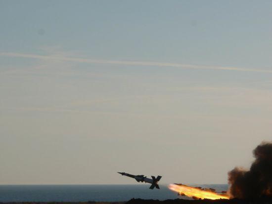 Росія розпочала навчання зенітно-ракетних військ в окупованому Криму
