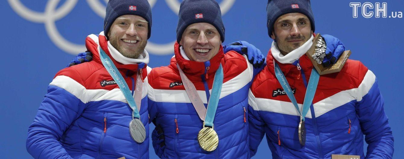 Олімпійські ігри 2018. Хто виграв медалі другого змагального дня