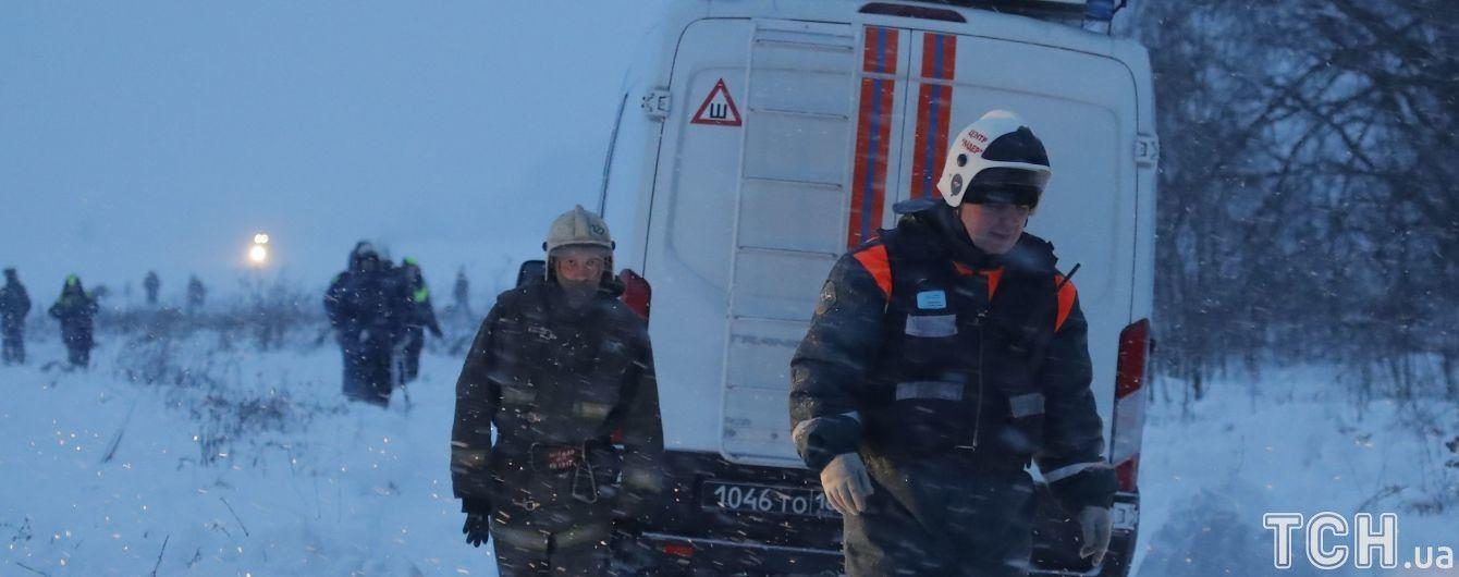 Последние подробности авиакатастрофы в России: шансов остаться живыми не было ни у кого
