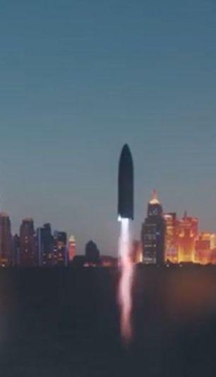 Ілон Маск планує збудувати найбільшу у світі ракету, яка доправить сотні людей на Марс та Місяць