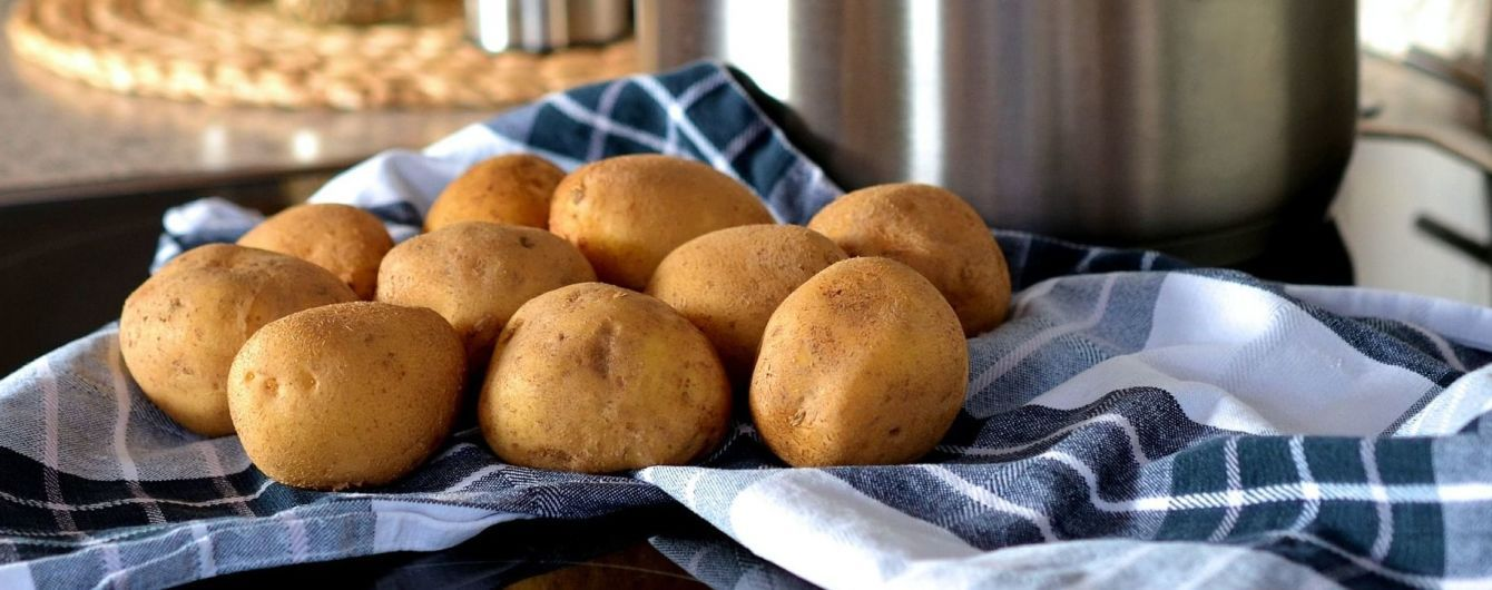 В Украине обвалились цены на молодую картошку
