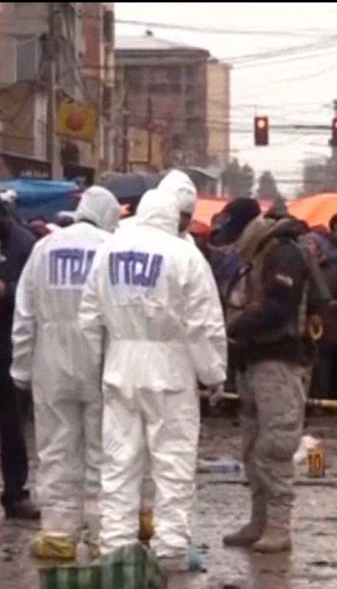 Трагедія на карнавалі. У Болівії на вулиці вибухнула продуктова ятка