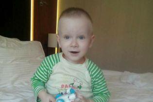 Мама 3-річного Влада благає врятувати сина