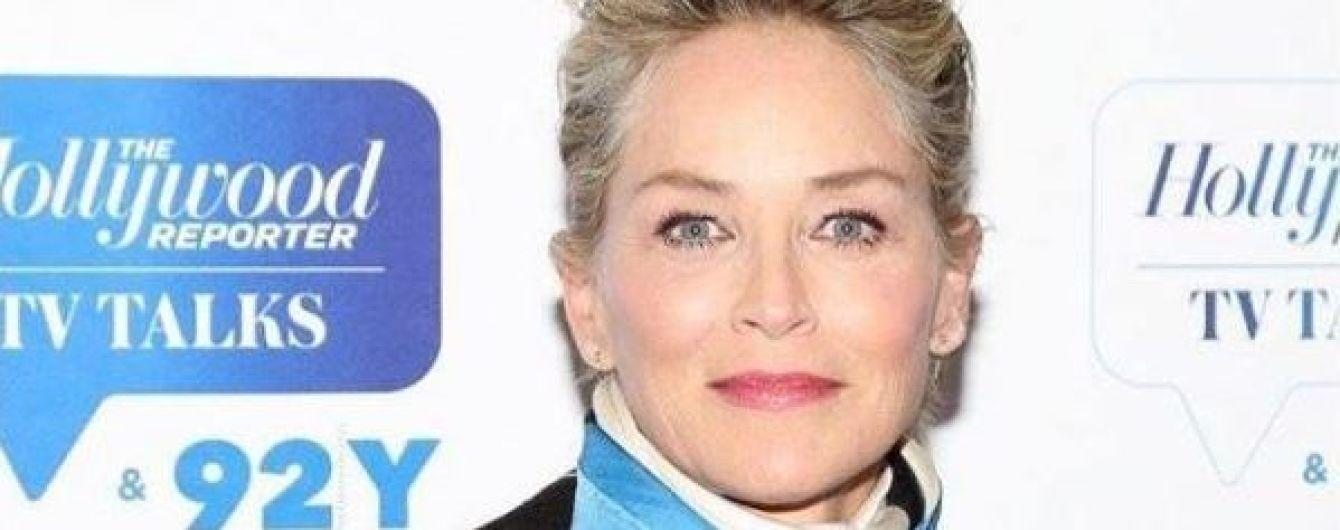 Шерон Стоун обурена звинуваченнями Джеймса Франко у сексуальних домаганнях