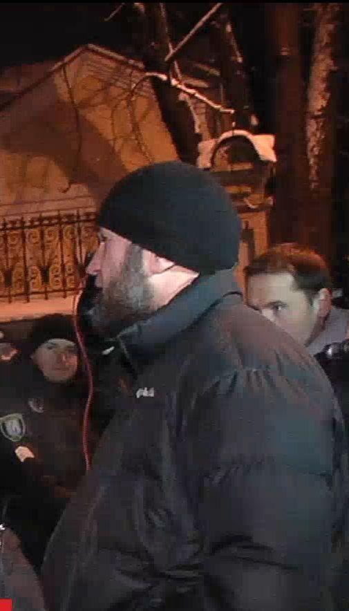 Сторонники Саакашвили пообещали вернуться к Администрации Президента утром