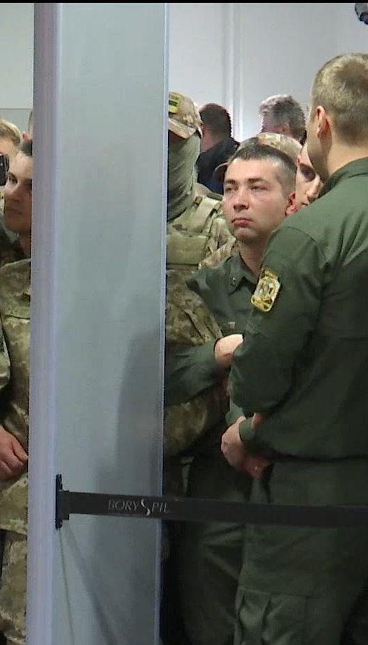 Михеила Саакашвили с третьей попытки таки выслали из Украины