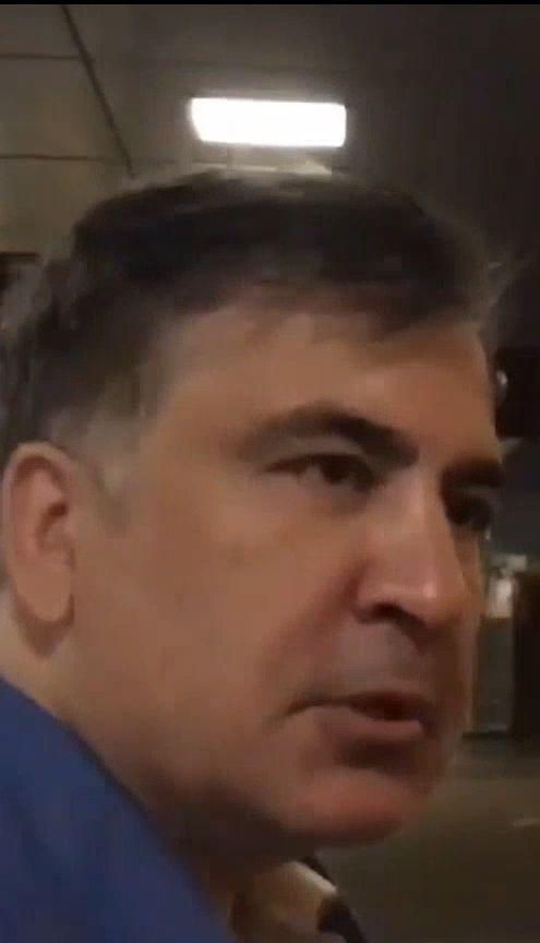 В Генеральной прокуратуре удивлены тем, что Саакашвили депортировали из Украины