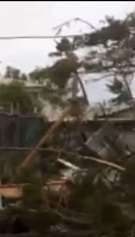 Нищівний буревій прокотився столицею королівства Тонга