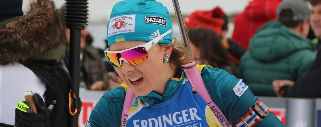 """Українські біатлоністи виграли дві """"бронзи"""" на чемпіонаті світу серед військових"""