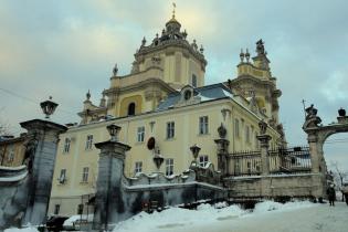 До конца 2018 года во Львове отреставрируют знаковый 250-летний собор