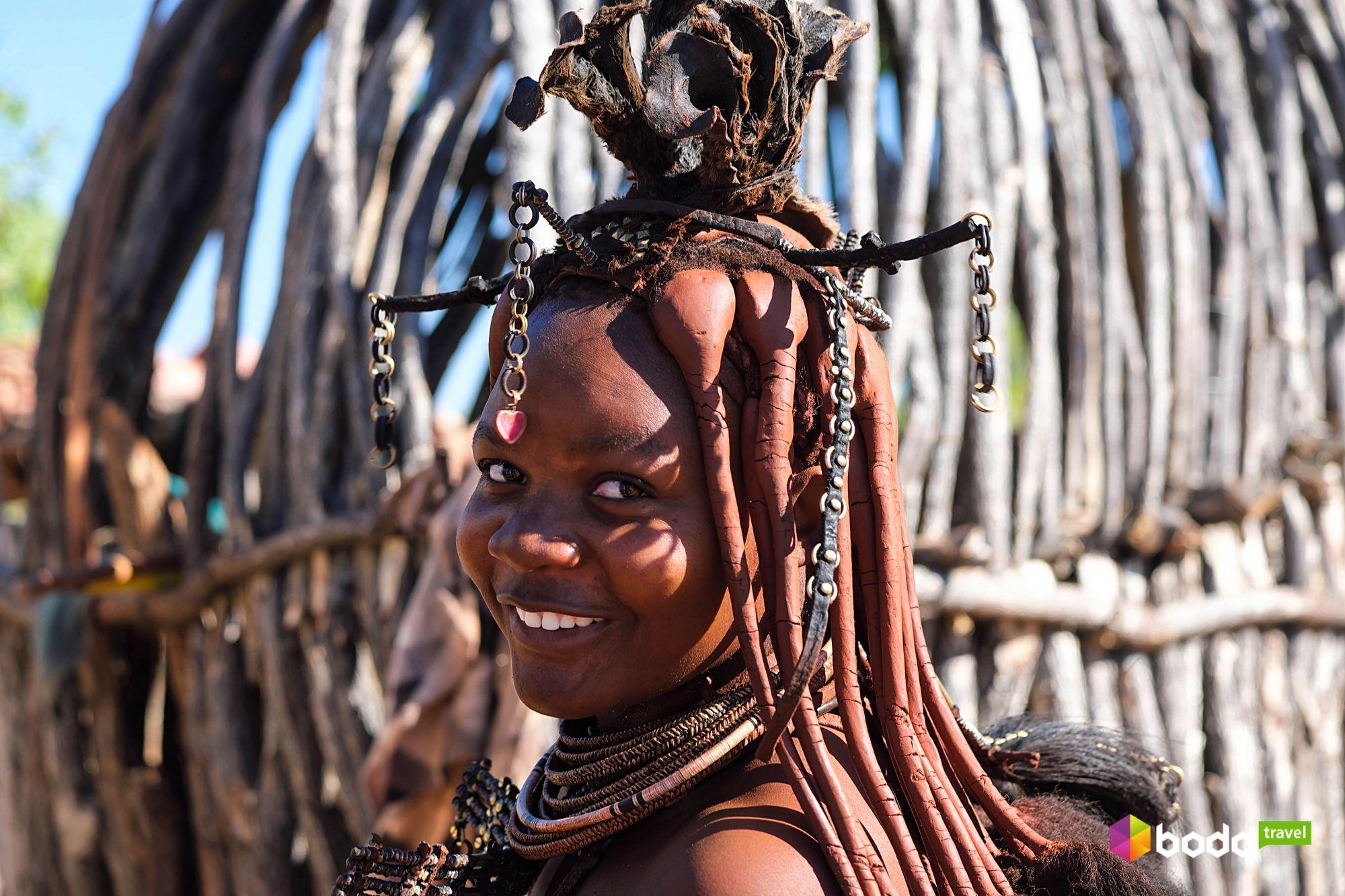 намібія жителі