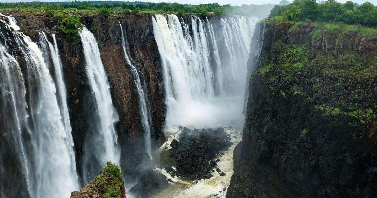 Намибия: царство дикой природы и потрясающих видов