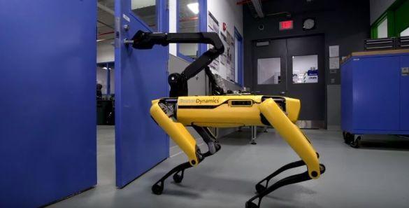 Робот SpotMini