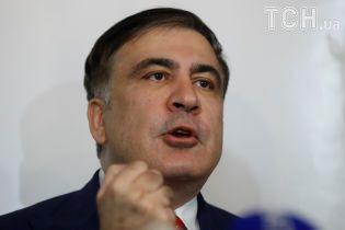 Пограничники и Миграционная служба заявляют, что не организовывали чартер для Саакашвили