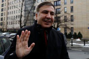 Саакашвілі заявив про намір повернутися до Грузії у разі перемоги на виборах його союзника