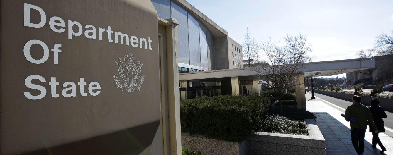 Американський Держдеп вимагає пояснень від повіреного Росії щодо втручання у справи США