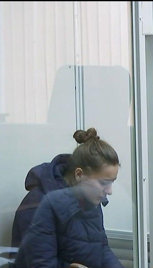 Суд обрав запобіжний захід 18-річній кермувальниці, яка збила пішоходів у Білій Церкві