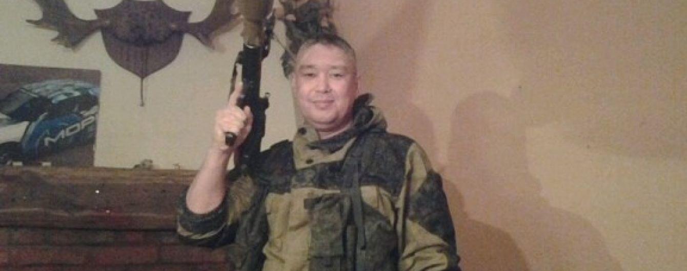 """Загиблий у Сирії """"вагнерівець"""" Косотуров готував до війни донецьких бойовиків Прилепіна"""