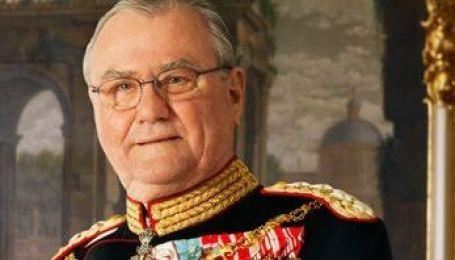 Умер принц Дании Хенрик
