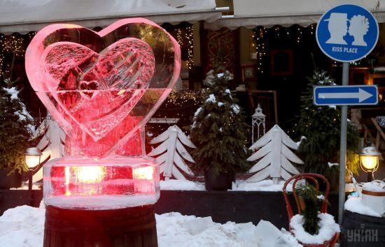 У День святого Валентина одружилися більше чотирьох тисяч українців