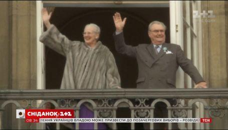 В Дании умер принц Хенрик