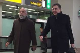 Саакашвили застали в аэропорту Амстердама – нардеп
