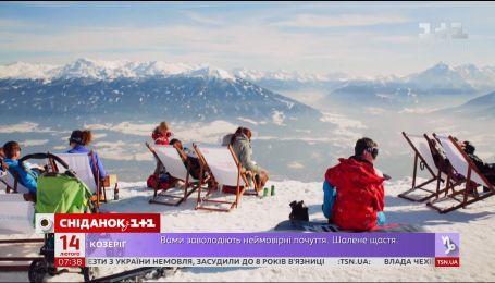 Мой путеводитель. Ишгль - снежные скульптуры, горы, пляж и золотой коктейль