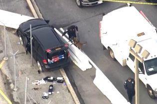 В США возле штаб-квартиры Агентства национальной безопасности произошла стрельба