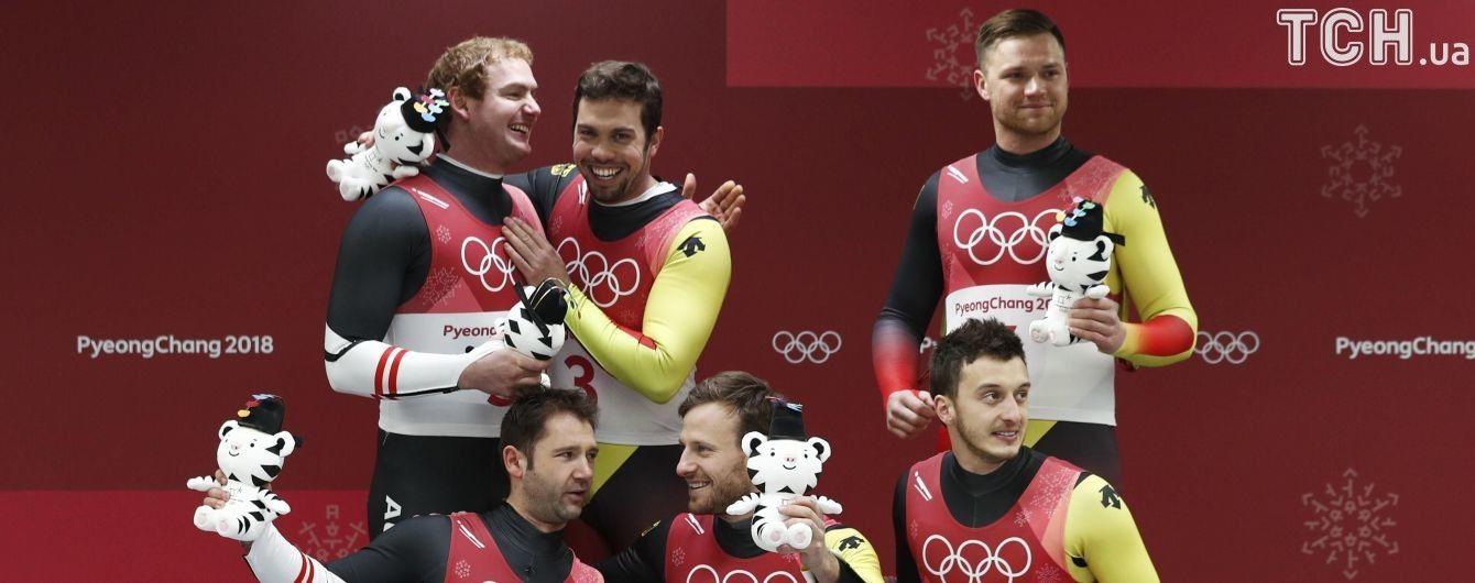 Олімпійські ігри 2018. Хто виграв медалі п'ятого змагального дня