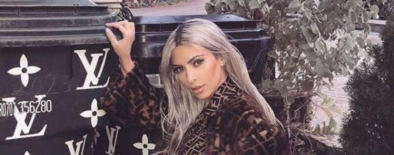 Ким Кардашян ошеломила ультрасексапильной фигурой
