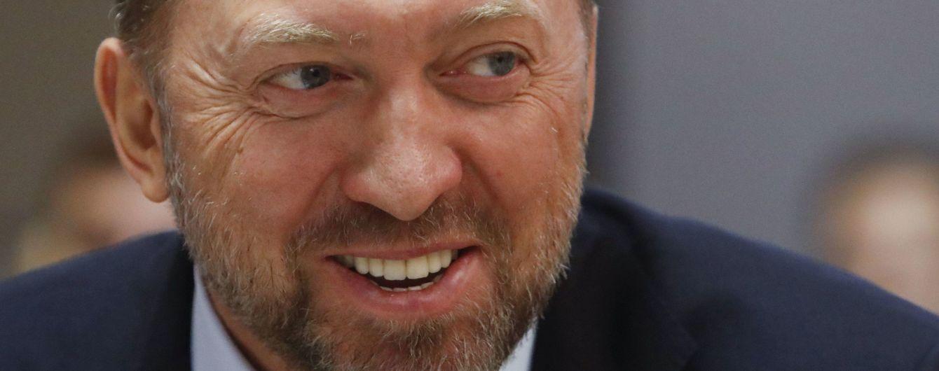 США можуть скасувати санкції проти концерну російського олігарха Дерипаски