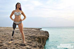 """""""Хочу снять клеймо"""" - американская паралимпийка разделась для мотивирующей фотосессии"""