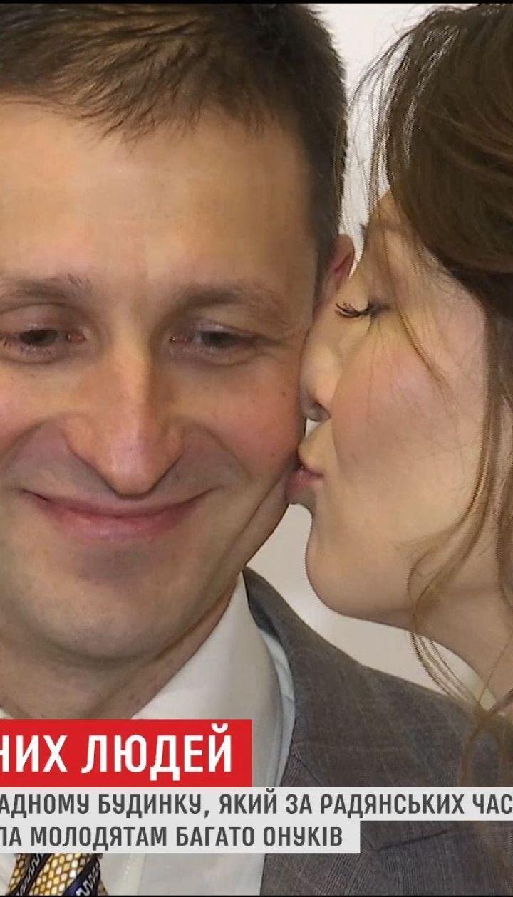 Освобожденный из плена Игорь Сапожников женился на девушке, которая ждала его более двух лет