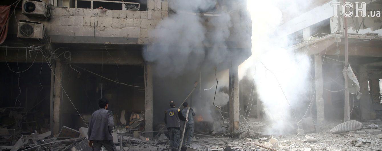 У Сирії обстріляли російський центр з примирення сторін - ЗМІ