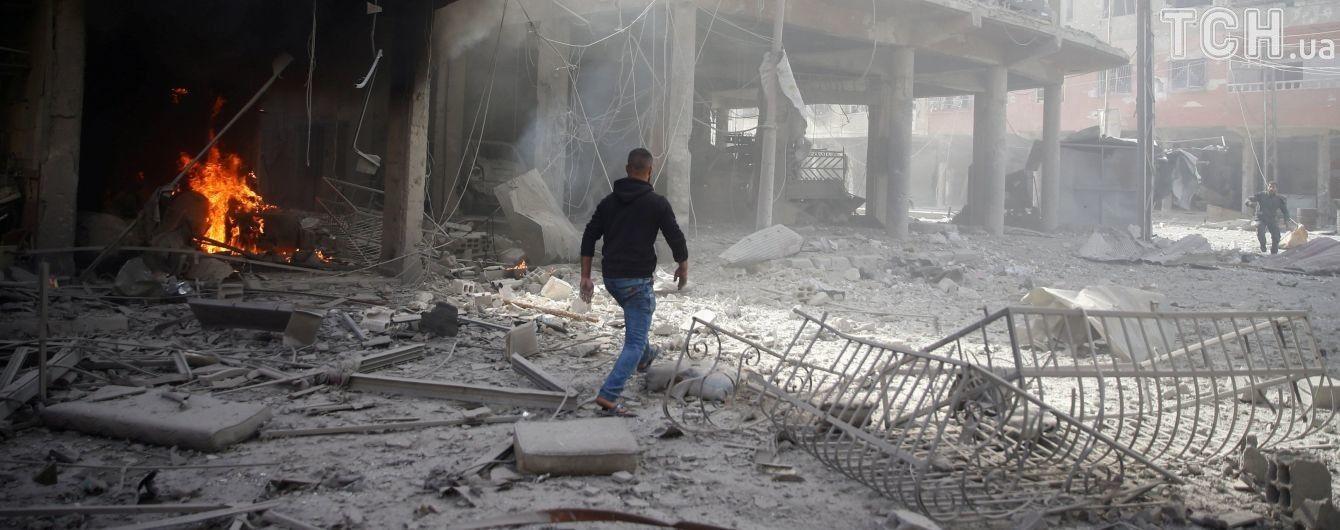 """Лондон заставил """"Белые каски"""" осуществить провокацию с химическим оружием в Сирии - РФ"""