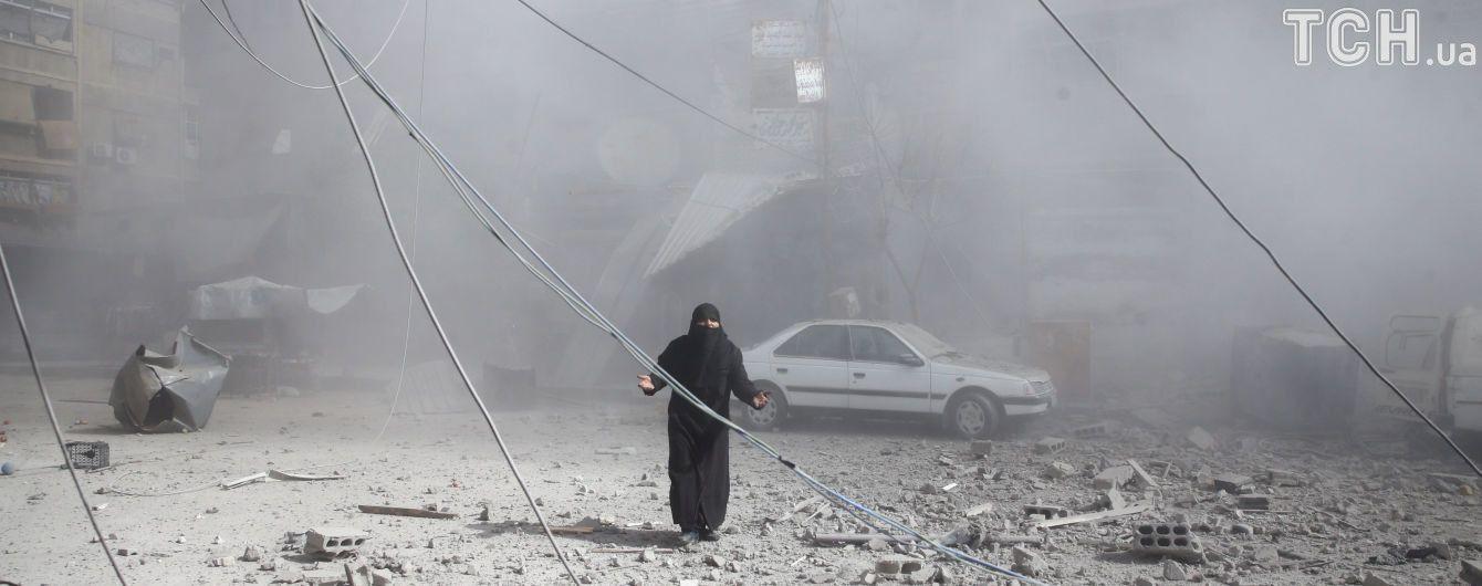 ОЗХЗ заявила про застосування хімічної зброї у Сирії у 2017 році