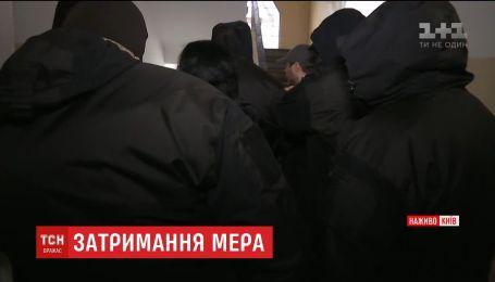 Меру пресечения мэру Одессы и его сообщникам будет выбирать столичный Соломенский суд