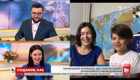 """Захар Лесковой рассказал, почему защищает украинский самолет """"Мрия"""""""