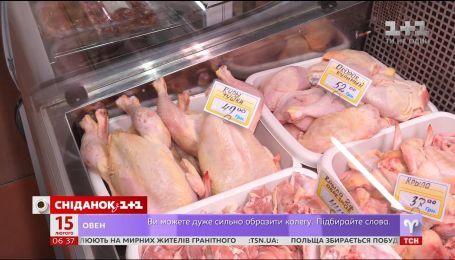 Как выбрать качественную курятину